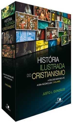 Box História ilustrada do cristianismo - Volumes 1 e 2 - Vida Nova