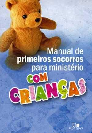 Manual de Primeiros Socorros para ministério com crianças