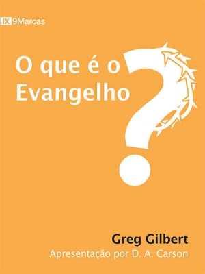 O que e o evangelho?