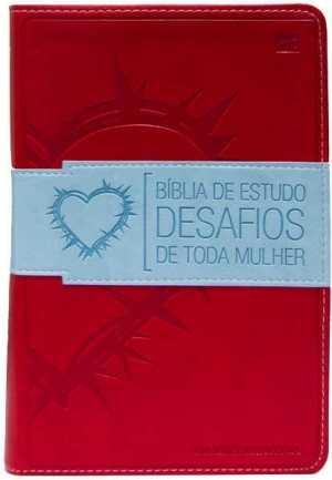 Bíblia de Estudo Desafios de Toda Mulher C. Verm