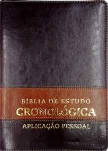 Bíblia-de-estudo-Cronológica-Aplicação-pessoal