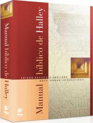 Manual bíblico de Halley - capa brochura
