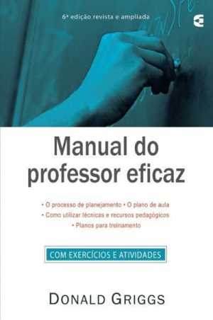 manual do professor eficaz