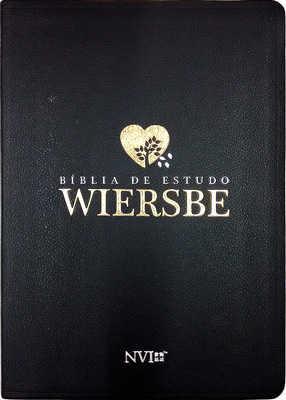 Bíblia-de-Estudo-Wiersbe-Preta