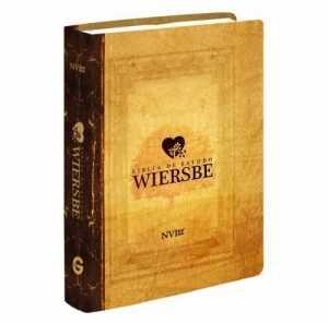 Bíblia de Estudo Wiersbe – Luxo Neutra