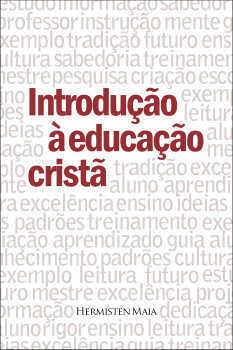 Introdução a educação cristã