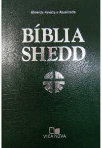 Biblia Shedd Verde de estudo