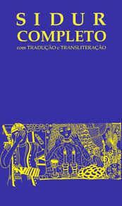 Sidur completo – Com tradução e transliteração