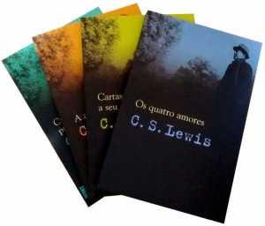 Box Especial C.s. Lewis 5 livros