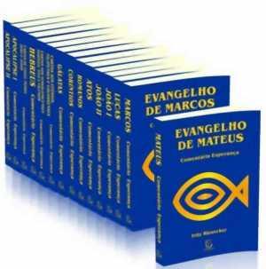 Colecao Comentarios Esperanca Novo Testamento – Brochura
