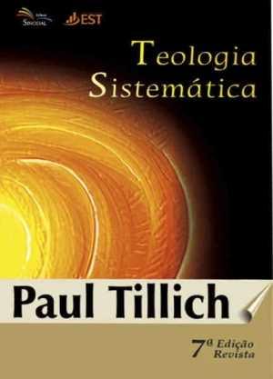 Teologia Sistematica - Paul Tilich - Sinodal