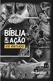 Bíblia em Ação de Estudo - Preta