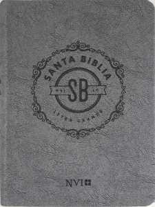 Santa Bíblia – NVI – Cinza