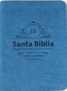 Santa Bíblia – NVI – Azul