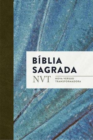 Bíblia Sagrada NVT – Azul Claro | Mundo Cristão
