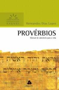 Comentário Expositivo – Provérbios