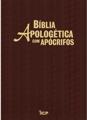 Bíblia Apologética com Apócrifos - ICP