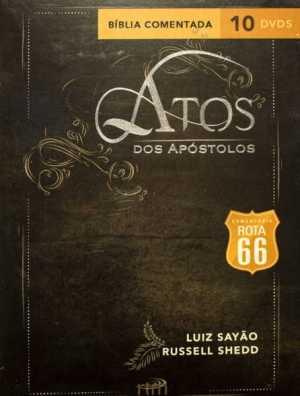 Atos dos apostolos - luiz sayão