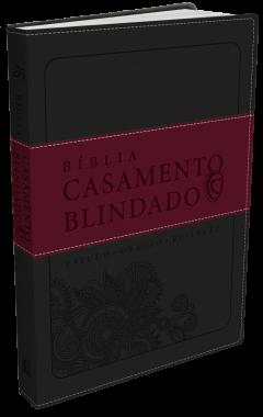 Bíblia Casamento Blindado – Capa Cinza-Renato Cardoso-Cristiane