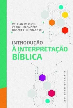 Introdução à interpretação bíblica - Thomas Nelson