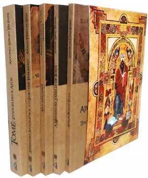 Coleção cristianismo primitivo em debate - apócrifos comentados - Fonte