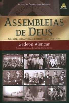 Assembleia de Deus - Gedeon Alencar