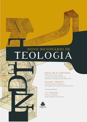 Novo dicionário de teologia - Hagnos