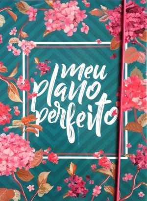 Meu Plano Perfeito - Capa Flores - Thomas Nelson