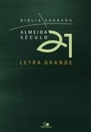 Bíblia Sagrada Século 21 - Verde - Brochura