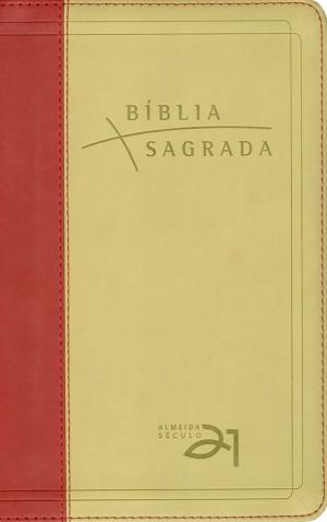 Bíblia Sagrada Século 21 - Vermelha e Areia