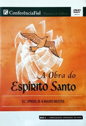 DVD - Box 5 - Editora Fiel