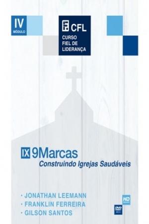 DVD - IV MÓDULO - Editora Fiel