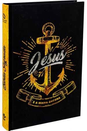 Bíblia Sagrada - Jesus é a minha âncora - SBB