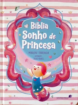Bíblia sonho de princesa - Hagnos
