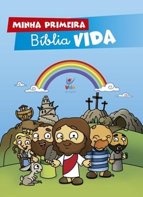 Minha Primeira Bíblia Vida - Editora Vida