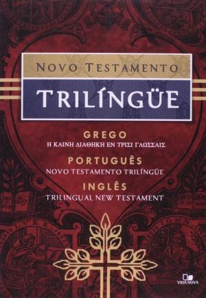 Novo testamento Trilíngue - Vida Nova