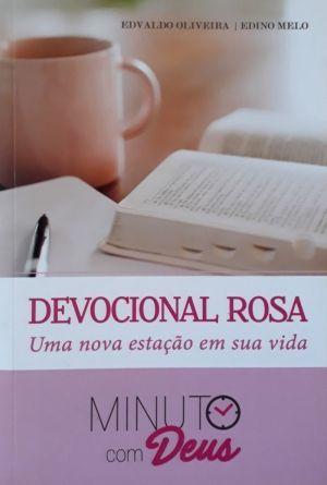 Devocional Rosa - Edvaldo Oliveira