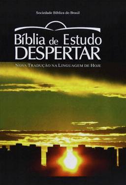 Bíblia de Estudo - Despertar - SBB