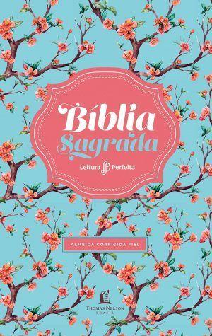 Bíblia sagrada ACF - Leitura Perfeita - Florida