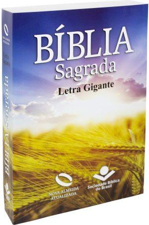Bíblia Sagrada - Letra Gigante - SBB