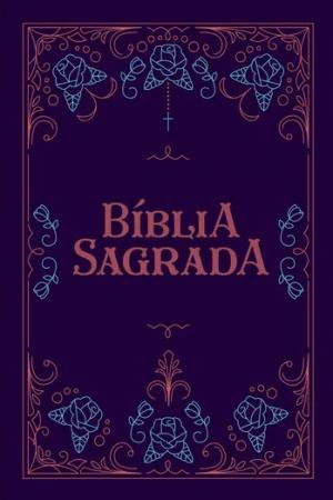 Bíblia Sagrada NVT - Onamentos - Letra Grande-Capa Flex - Mundo Cristão